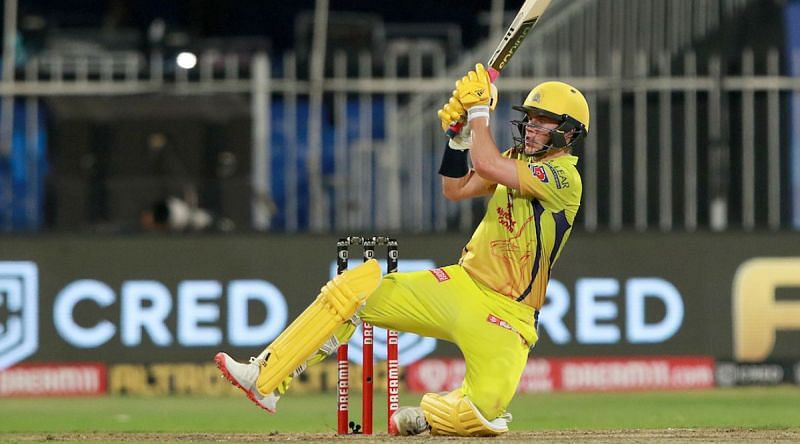 Sam Curran, the allrounder, has served CSK well this season| Source: Twitter/IPL
