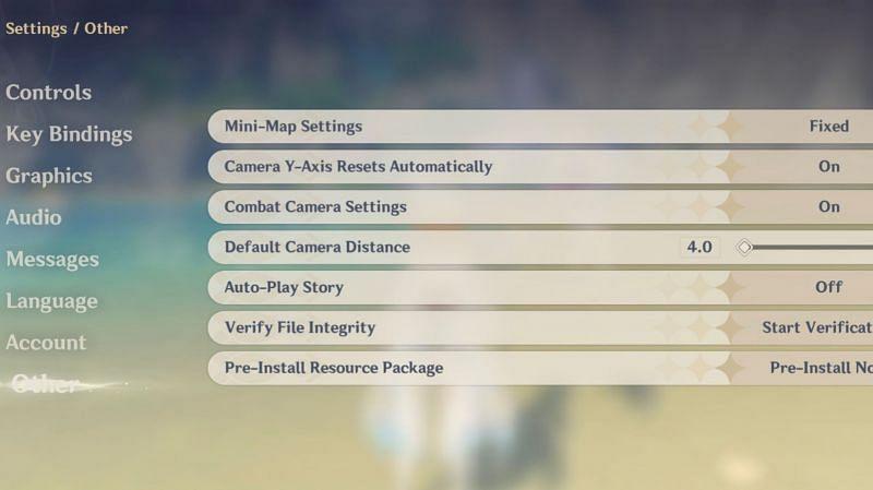 Method 1 for mobile pre-installation (Image via miHoYo)