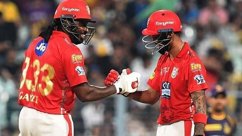 Chris Gayle might open with KL Rahul for the Punjab Kings in IPL 2021