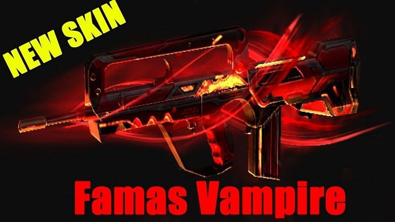 Vampire Famas