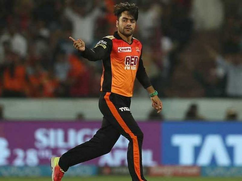 Rashid Khan could be one of the key bowlers for SRH this season