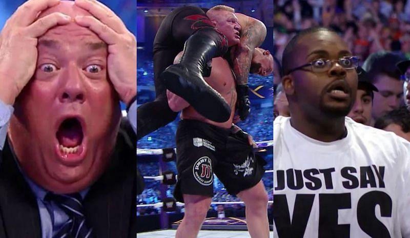 75 हज़ार WWE फैंस का तोड़ा था दिल