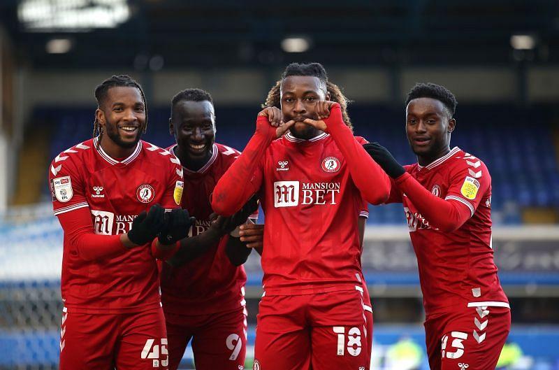 Bristol City will host Luton Town on Sunday