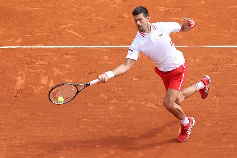 Novak Djokovic recently withdrew from the Madrid Masters