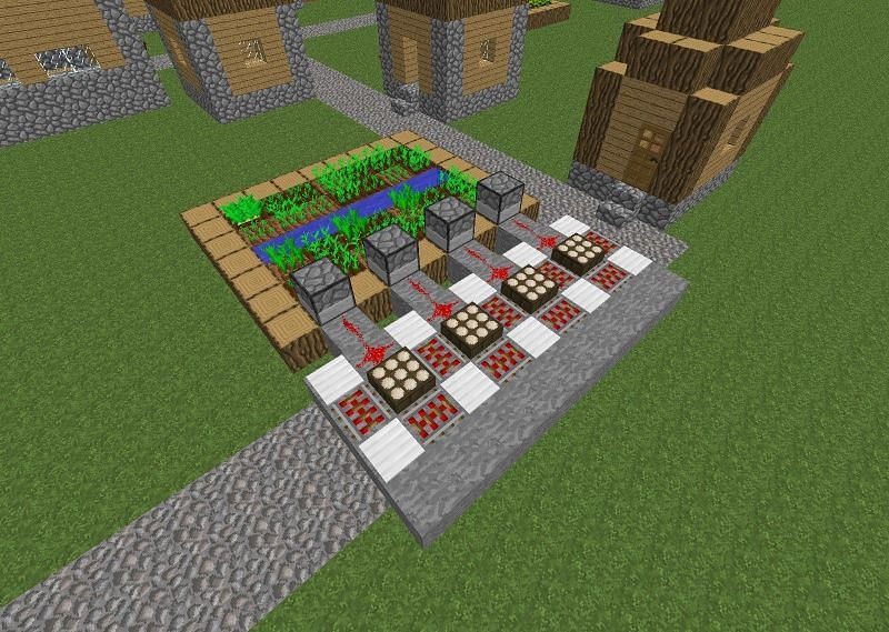 5 coolest things to build in Minecraft in April 2021