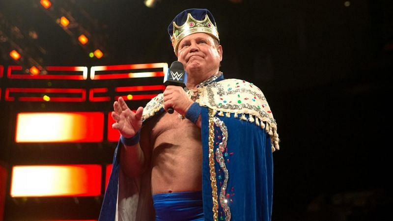 Jerry Lawler was inducted into the WWE Hall of Fame in 2007
