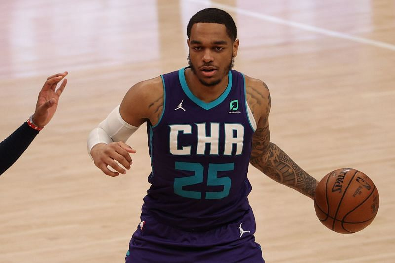 Charlotte Hornets forward PJ Washington