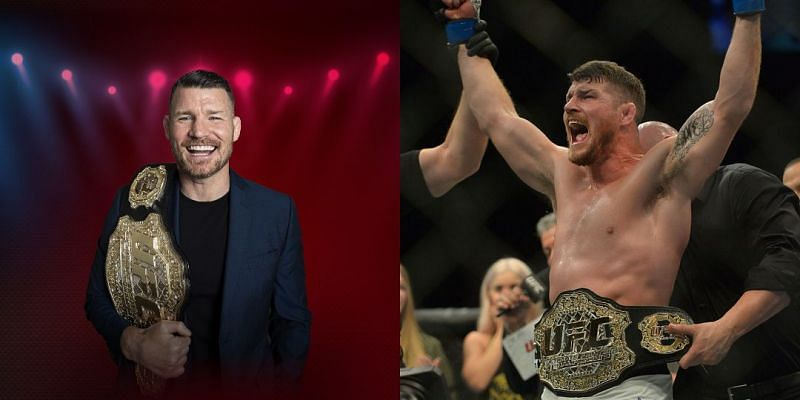 Former UFC middleweight champion Michael Bisping