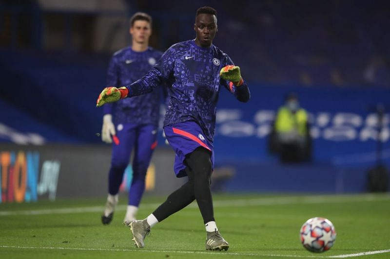 Edouard Mendy has opened up on his relationship with Kepa and Willy Caballero