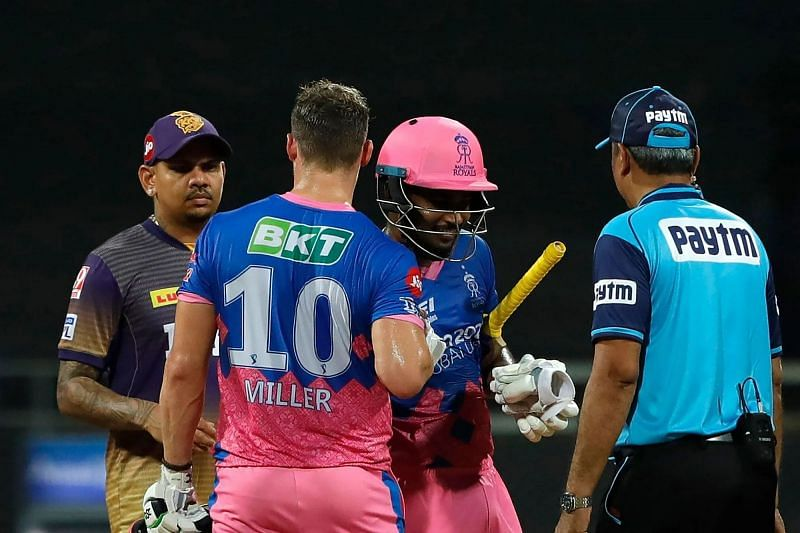 IPL 2021: Rajasthan Royals reach Delhi for second phase of the league