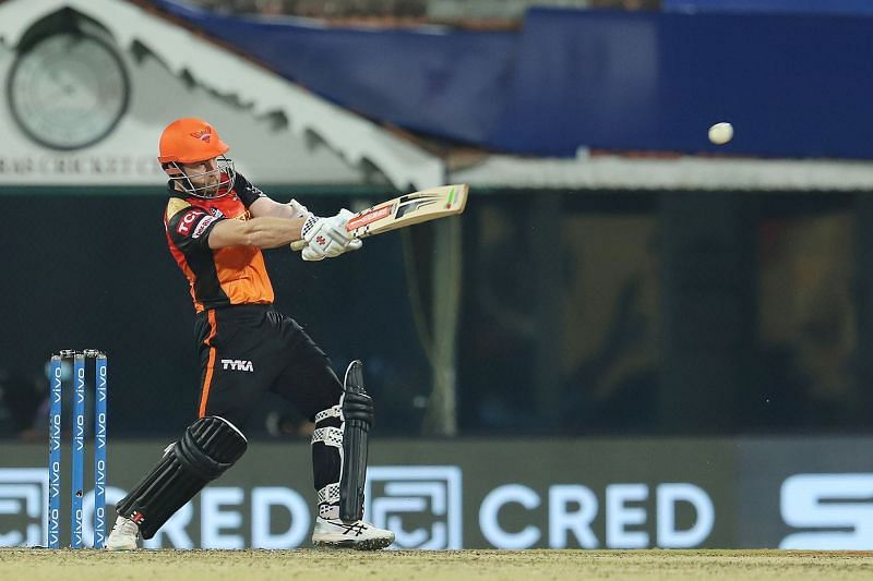 Kane Williamson batted really well against DC. (Image Courtesy: IPLT20.com)