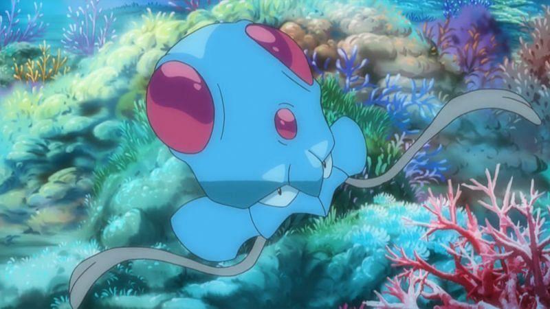 Tentacool (Image via The Pokemon Company)