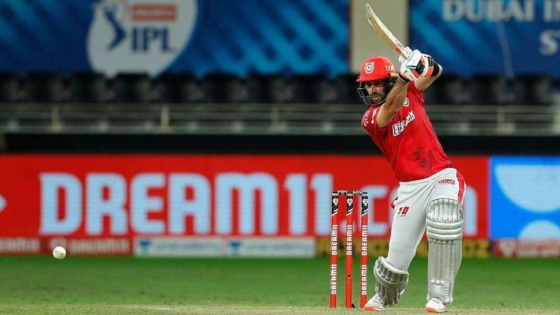Glenn Maxwell has scored 1505 runs at a strike-rate of 154.68 in 82 IPL games so far [Credits: IPL]