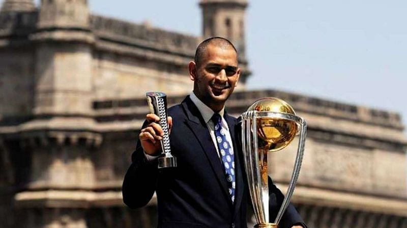 This iconic MS Dhoni click is etched in the minds of many.