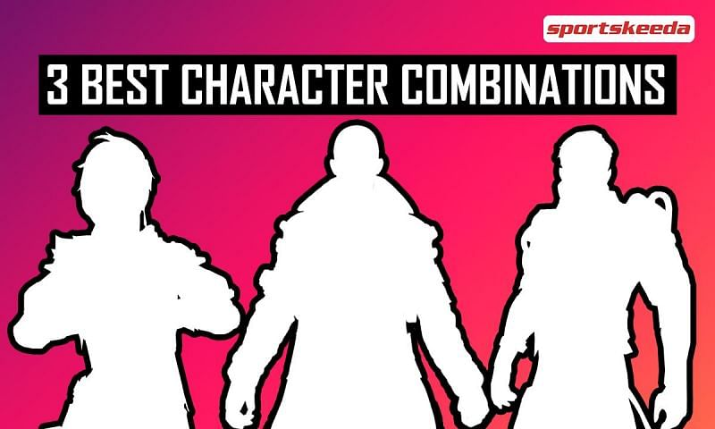 Some of the best character combinations (Image via Sportskeeda)