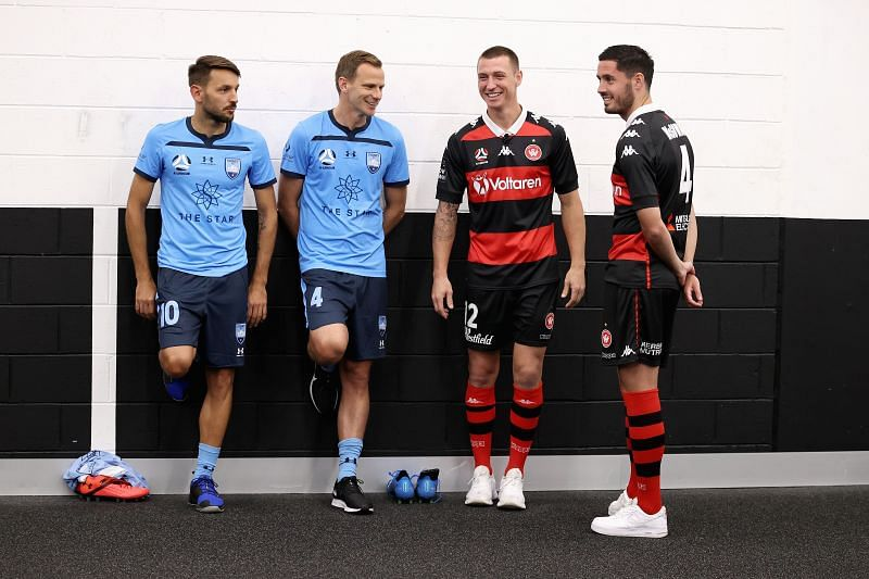 The Sydney Derby is back this weekend