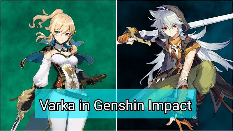 Jean and Razor has a lot of stories about Varka in Genshin Impact