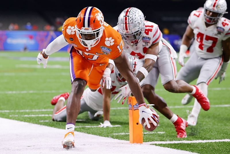 CFP Semifinal at the Allstate Sugar Bowl - Clemson vs Ohio State