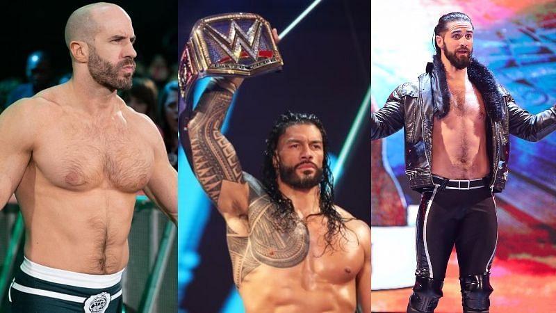 WWE यूनिवर्सल चैंपियनशिप स्टोरीलाइन