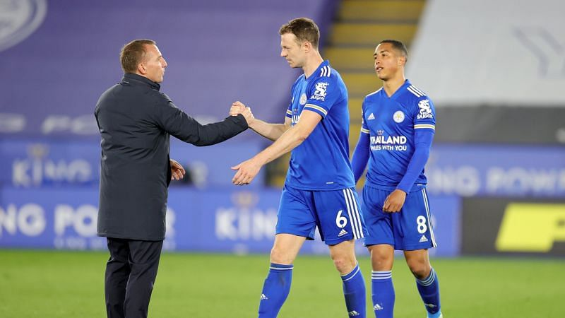 Leicester City have strengthened their hold on third place in the Premier League.
