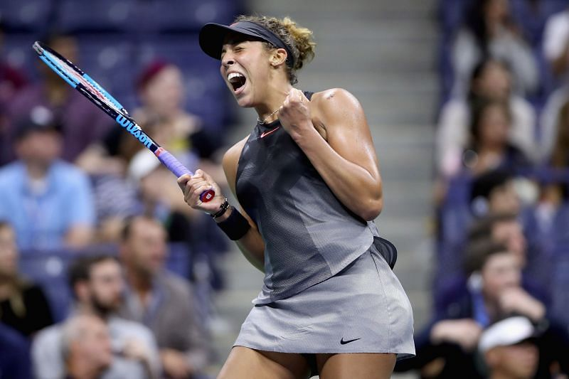 Madison Keys is the defending champion