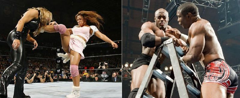 There are several WWE stars who are still in WWE after 15 years