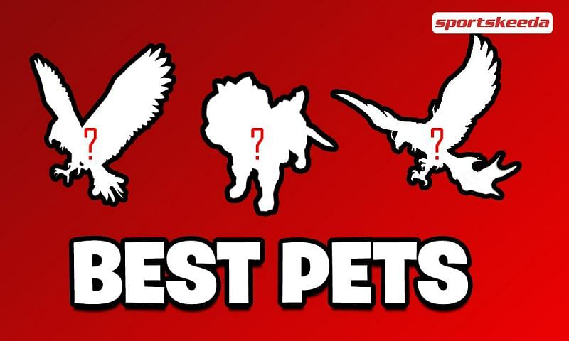 There are 14 pets in Free Fire right now
