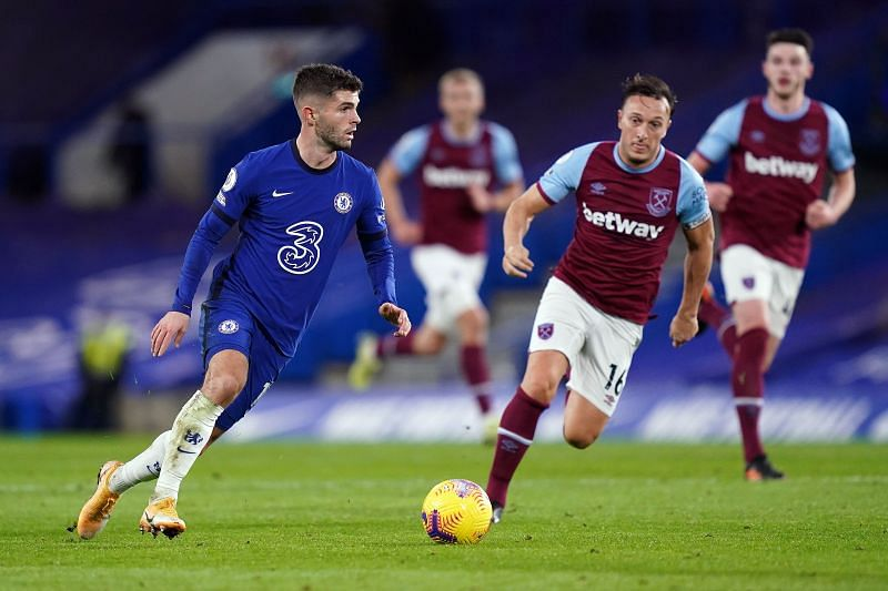 West Ham United welcome Chelsea to the London Stadium on Saturday