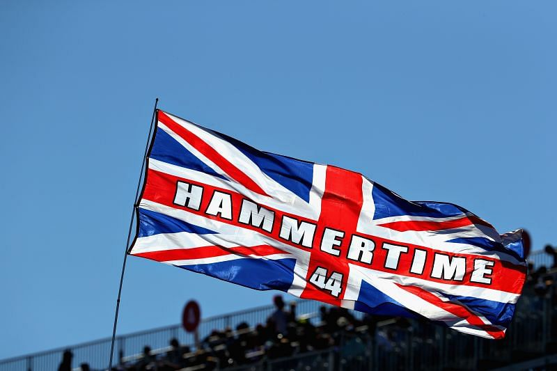 Lewis Hamilton is the most successful British driver. Photo: Clive Mason/Getty Images.