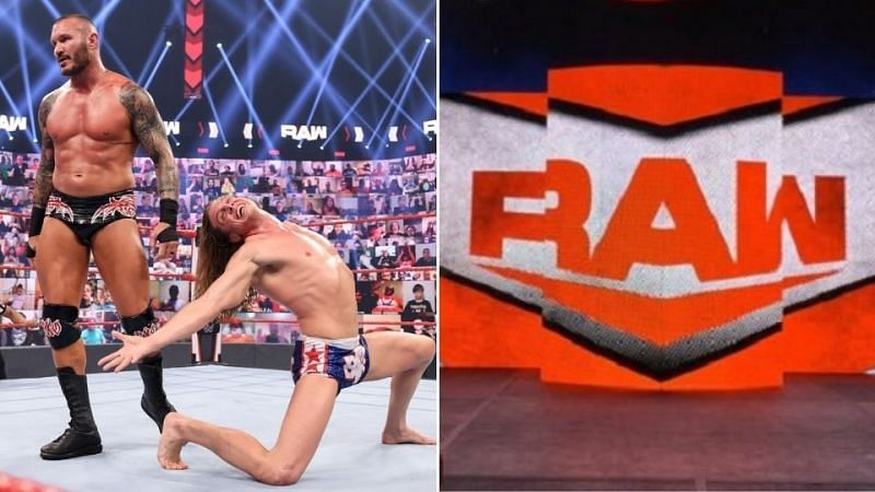 Riddle and Randy Orton teamed up on WWE RAW