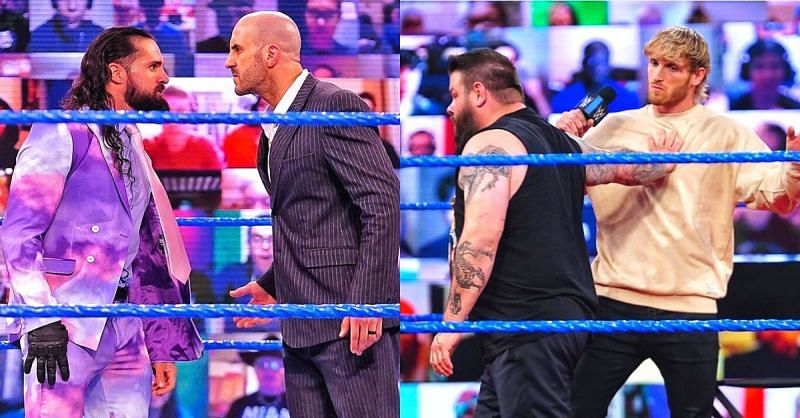 WWE SmackDown Results April 2nd, 2021: Latest Friday Night SmackDown  Winners, Grades, Video Highlights