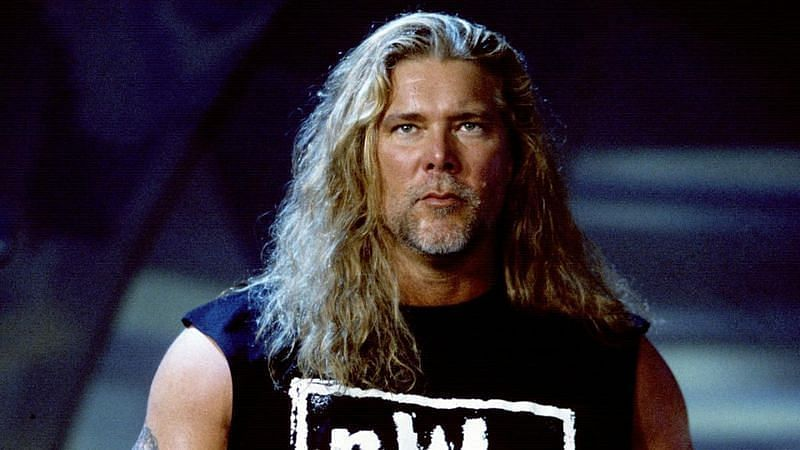 Kevin Nash is a WWE Hall of Famer
