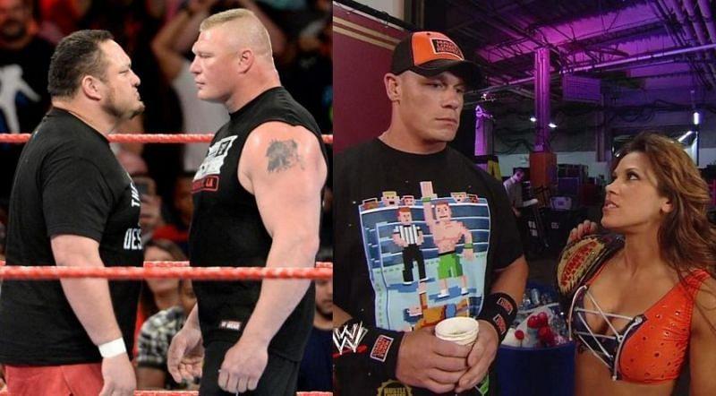 सुपरस्टार्स के नामों पर WWE का ट्रेडमार्क है