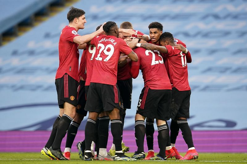 Manchester United have a strong squad