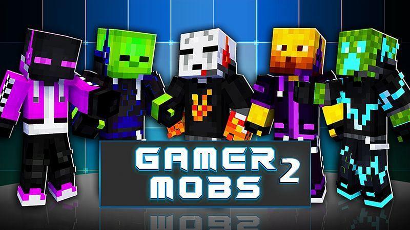 The Gamer Mobs skin pack  (Image via Hive)