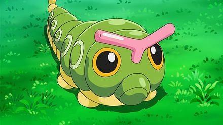 Caterpie (Image via The Pokemon Company