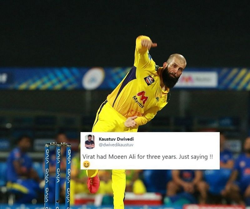Moeen Ali has arguably been CSK