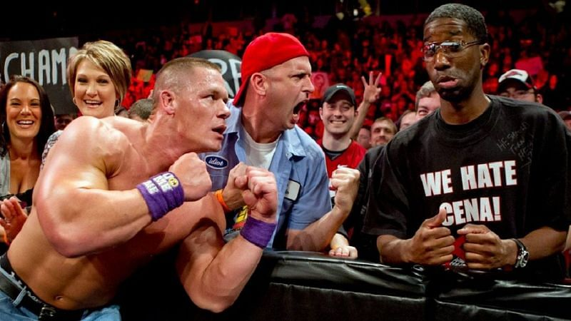 John Cena has famously divided opinion over recent years