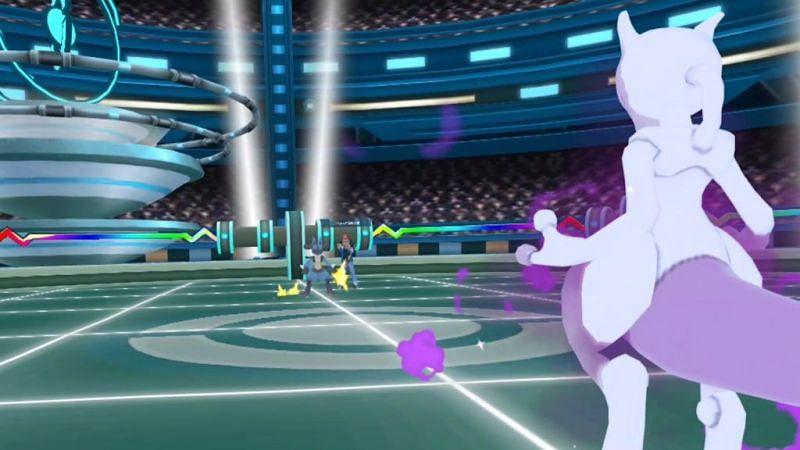 A fan-made Pokemon VR game (Image via Pokemon VR)
