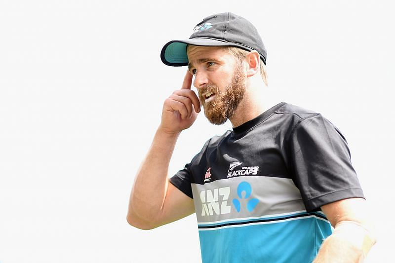 New Zealand captain Kane Williamson plays for SRH in the IPL