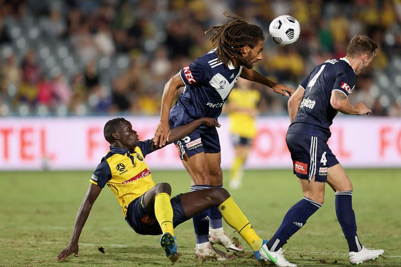 Melbourne Victory take on Central Coast Mariners this weekend