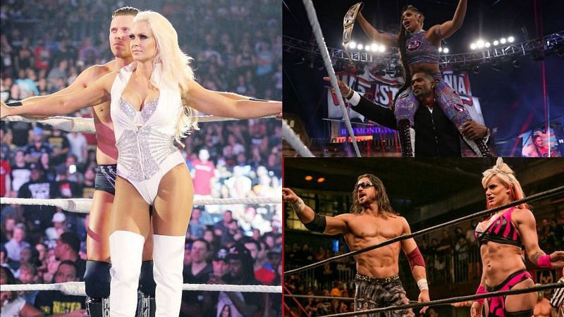 Ten real-life couples who are currently in WWE