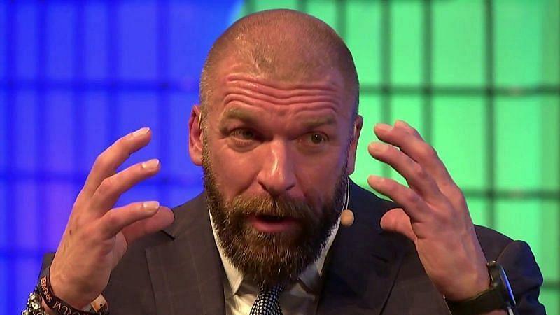 WWE सुपरस्टार ट्रिपल एच