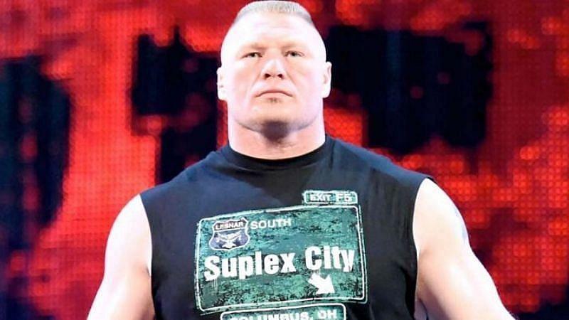 ब्रॉक लैसनर(Brock Lesnar)
