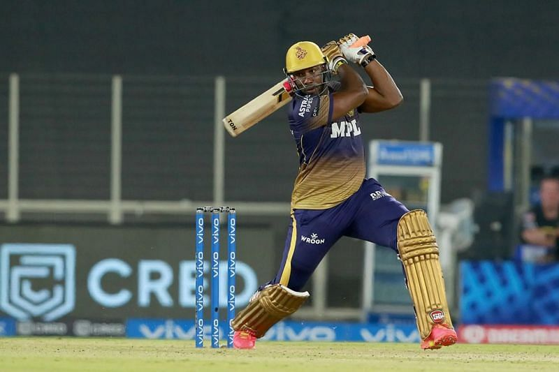 Andre Russell Pic: IPLT20.COM