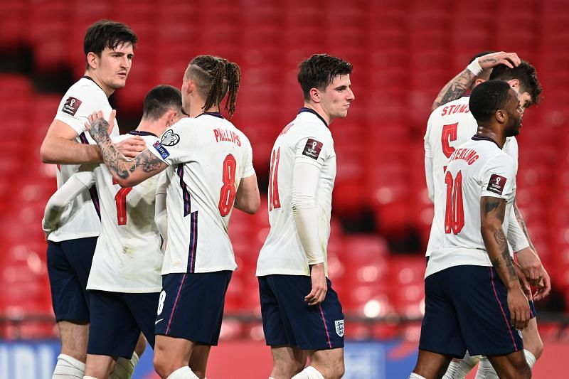 England picked up a solid win over Poland in a 2022 World Cup qualifier tonight.