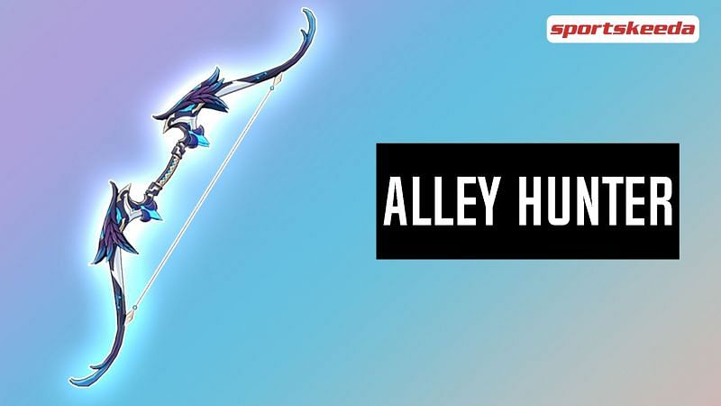 Alley Hunter is the upcoming bow in Genshin Impact