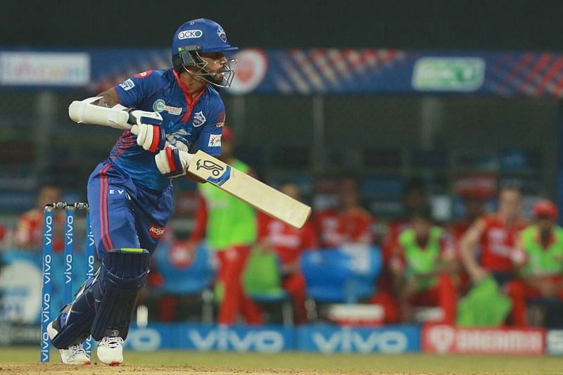 Dhawan is in great form ahead of this encounter. (Image Courtesy: IPLT20.com)