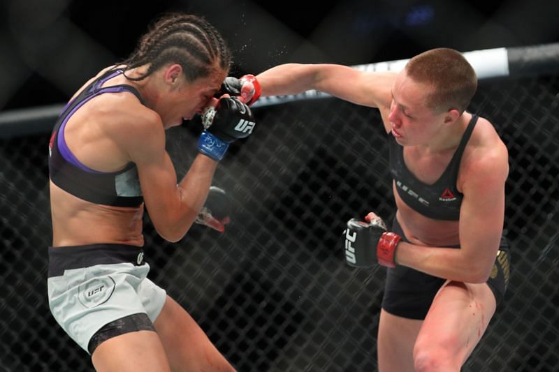 Joanna Jedrzejczyk already has two losses to Rose Namajunas on her record.