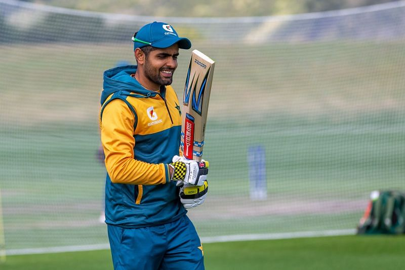 Babar Azam batted at a fantastic strike rate of 99.04